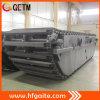 Floating Pontoons for Excavator Assemble, Q345b Steel, Doosan Motor