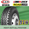 High Quality Longmarch Truck Tyre 12.00r20 New Tires