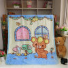 High Quality Comfortable Children/ Baby Coral Fleece Blanket