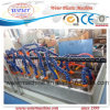 PP PE Spiral Protective Sheath Tube Machinery PE Spiral Wrapping Band Production Line Spiral Protective Pipe Machine