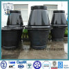 Jetty Rubber Marine Cone Rubber Fender with Certificate