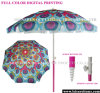 Full Color Printing Beach Umbrella (OCT-BUAD8)