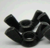 China Good Quality Wing Nuts, Flange Nuts, Hex Nuts.