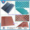 Anti-Fatigue Anti-Slip Beveled Edges Rubber Flooring Mat