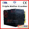 China Crusher Triple Roll Crusher for Crushing Stones Ores and Hard Materials
