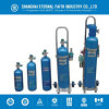 Aluminum Small Portable Oxygen Cylinder Medical Oxygen Gas Cylinder
