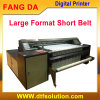 Digital Reactive Ink Printer for Fabric Roll to Roll Printing