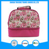 Beautiful Fashion Owl Printed 600d Polyester Cooler Bag