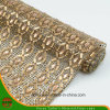 New Design Heat Transfer Adhesive Crystal Resin Rhinestone Mesh (YH-007)