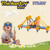 Brigde Shape Construction Building System Toy for Children
