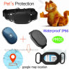 Waterproof Sos Mini GPS Tracker for Child/Pet with Sos Call Pm01