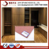 9mm 18mm Pink Inflaming Retarding MDF Fire Proof Rated MDF