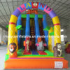 Animal World Inflatable Slide for Amusement Park (CYSL-558)