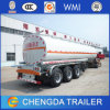 40ton 45000L Oil Transport Tanker Semi Trailer for Sale
