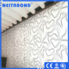 Aluminum Composite Panel with Stereo Surface Acm