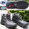 Nmsafety Low Price Cow Split Leather Safety Work Shoes