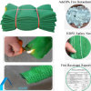 Anti Fire Building Safety Net/Green Debris Plastic Scaffold Safety Net