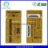 Diecut PVC Card