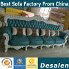 4 Seater Factory Wholesale Genuine Leather Royal Sofa (003)