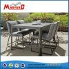 Outdoor Aluminum Frame Dining Table Set