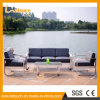 Modern Leisure Hotel Home Outdoor Lounge Chair Patio Sofa Set Garden Aluminum Furniture