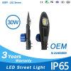Photocell Sensor 30watt COB LED Street Light 30 Watt Factory Manufacture Cobra Head Lights