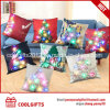 New Design Multi-Colors Christmas Gift LED Lights Decorative Throw Pillow