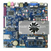 Atom D2550 Dual-Core CPU Mini PC Motherboard with Onboard DDR3 2GB