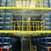 Metal Storage Rack Multi-Level Mezzanine Racking, Cheap Mezzanine Racking, Steel Structure Warehouse Structural Steel Beam