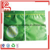 Zipper Colour Printing Plastic Flat Bag