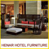 Genuine Rattan Wicker Sofa Furniture for Hotel Lobby