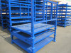 Warehouse Storage Folding Rack Pallet Stacking Frames