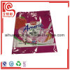 Heat Sealed Gusset Shape Plastic Bag for Bread Packaging