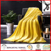 2017 New Super Soft Coral Fleece Solid Color Blanket Df-9988