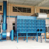 High Efficicncy Manufacturer Vertical Filter Cartridge Dust Collector