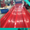 Brick Red Color Coated Corrugated Metal Roofing Sheet Price