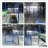 Hot Sale Mezzanine Flooring Rack Can Be Customized