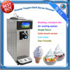 Desktop Single Flavor Frozen Yogurt Soft Serve Freezer HM116