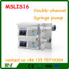 Two Channel Infusion Syringe Pump Mslis16