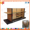 New Customized Supermarket Wooden Retail Display (Zhs258)