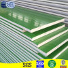 Green color steel EPS sandwich panel
