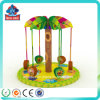 Indoor Amusement Equipment Carrousel Kids Soft Play