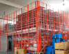 Multi-Tiers and Free Standing Mezzanine Pallet Racking System (HY-MTR1)