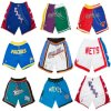 Wholesale Just Don N-B-a Nets Pistons Putian Basketball Pants Shorts