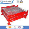 Steel Stackable Pallet/Custom Steel Storage Box/Wire Mesh Containers