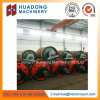 Ceramic Rubber Casting Conveyor Steel Pulley for Curved Belt Conveyor