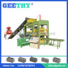 Qt4-15c Fully Automatic Staionary Hydraulic Hollow Block Brick Machine