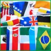 Wholesale Soccer Fan Small Bunting Flag