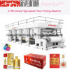 4 Colors Carton Flexographic Printing Machine