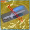 Soft Plastic Rubber Handle Stainless Mirror Polished Plastering Trowel
